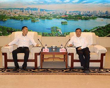 濟南市政府與萬科集團簽訂戰略合作框架協議